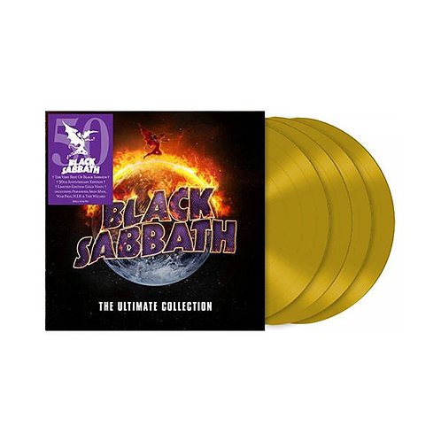 Black Sabbath | Ultimate Collection | Gold LP