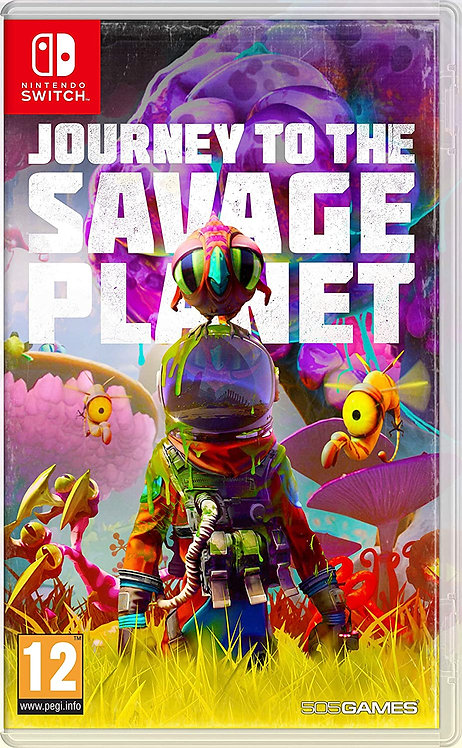 Journey To The Savage Planet | Nintendo Switch
