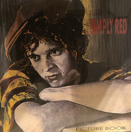 Simply Red | Picture Book