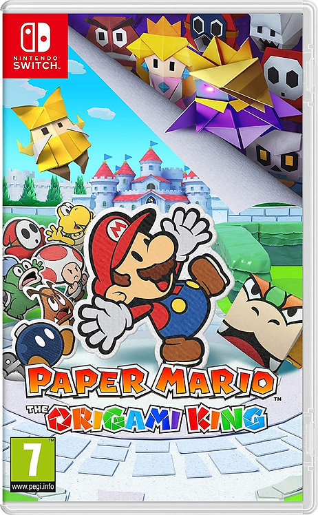 Paper Mario: The Origami King | Nintendo Switch