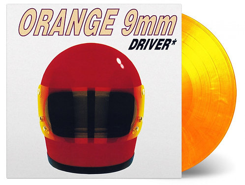 Orange 9mm | Driver Not Included | Limited to 1000 | Flame Colour