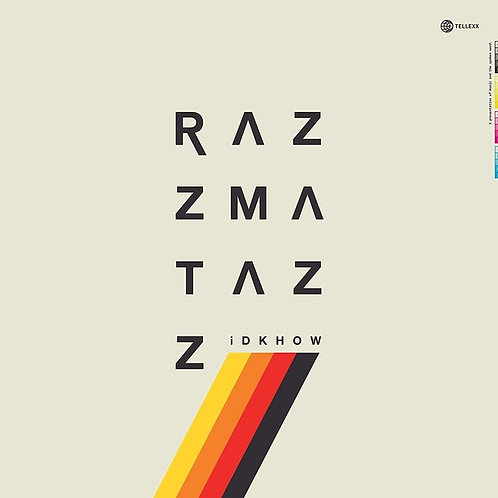 I Don't Know How But They Found Me | Razzmatazz | Exclusive Cream LP