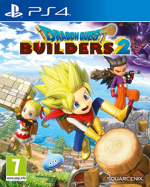 Dragon Quest Builders 2 | PS4