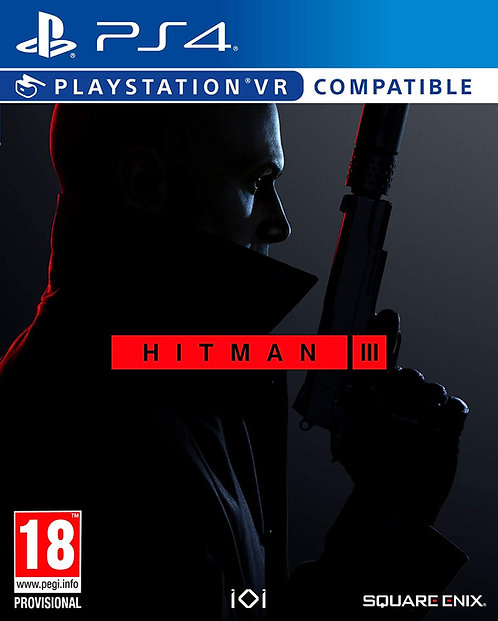 Hitman III | PS4 (PSVR Compatible)