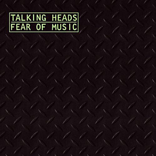 Talking Heads | Fear Of Music | Limited Silver LP