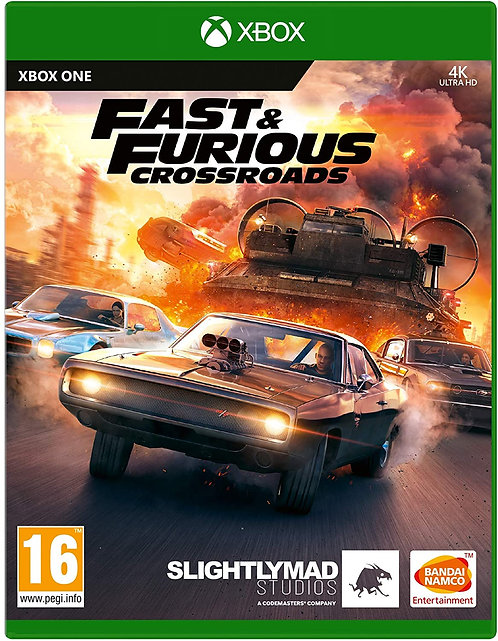Fast & Furious Crossroads | Xbox One