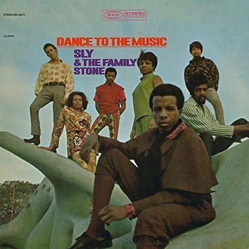 Sly And The Family Stone | Dance To The Music