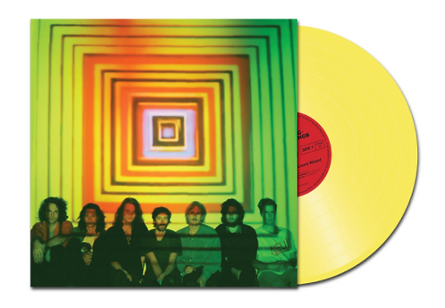 King Gizzard & The Lizard Wizard - Float Along & Fill Your Lungs | Yellow LP