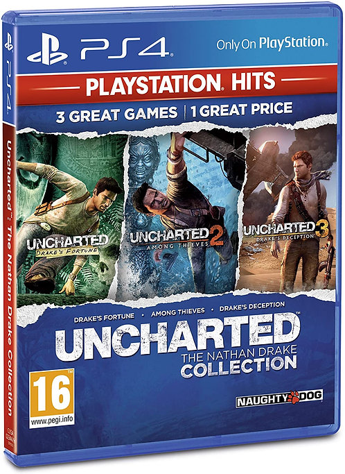Uncharted: The Nathan Drake Collection | PS4