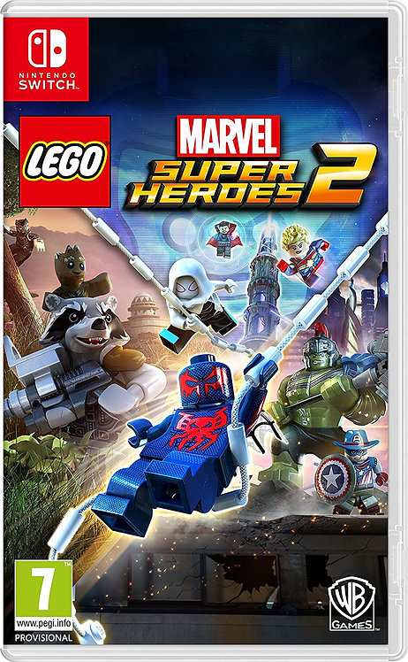 Lego Marvel Super Heroes 2 | Switch