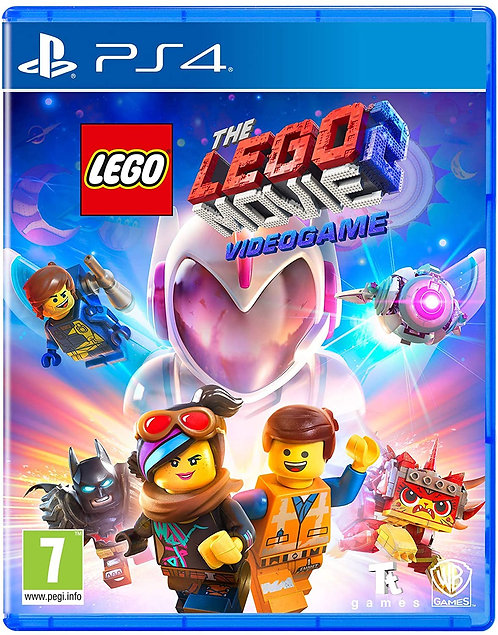 Lego: The Lego Movie 2 Videogame | PS4