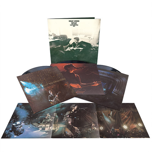 Kelly Jones | Don't Let The Devil Take Another Day | 3LP