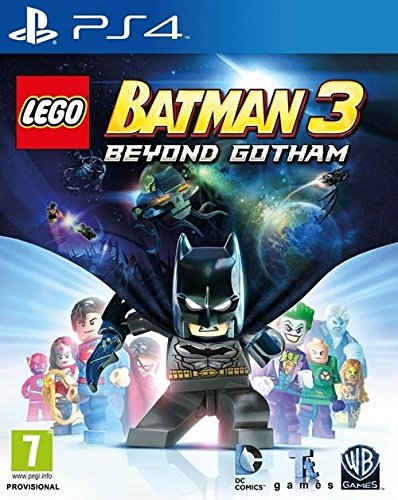 Lego Batman 3 : Beyond Gotham | PS4