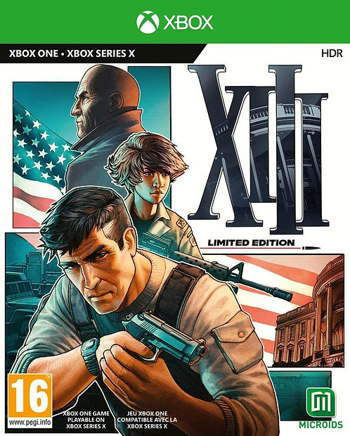 XIII - Limited Edition | Xbox One