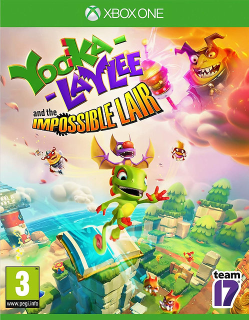 Yooka-Laylee & The Impossible Lair   Xbox One