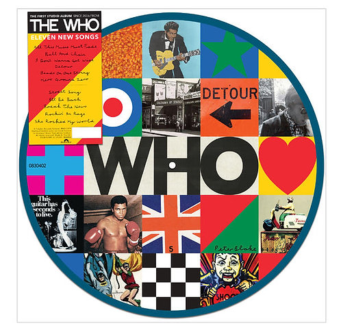 Who (The) | WHO | Picture Disc
