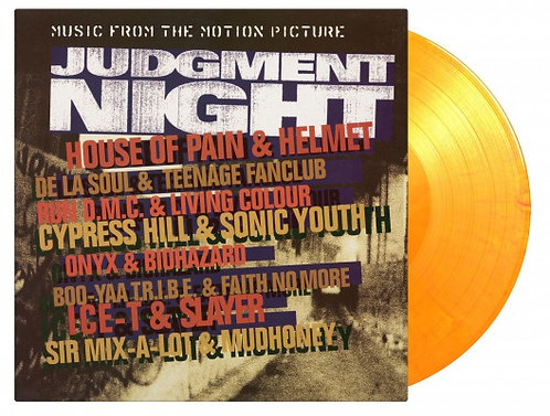 Various Artists | Judgement Night OST | 1LP Orange & Yellow