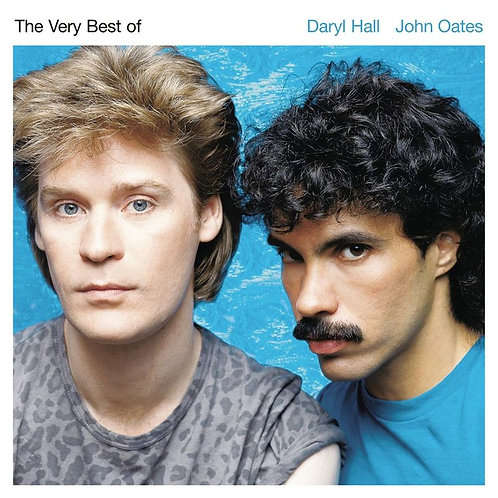 Daryl Hall & John Oates | The Very Best Of | Coloured 2LP