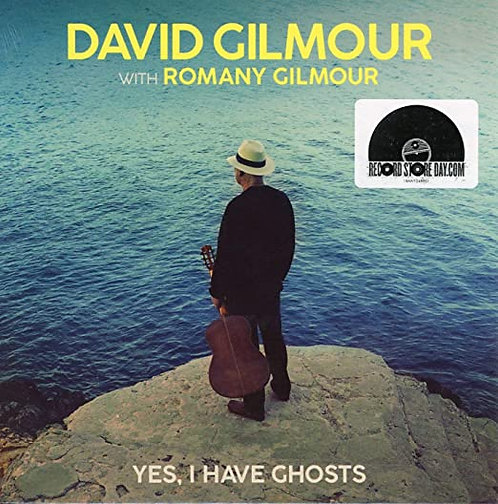 "David Gilmour | Yes, I Have Ghosts | 7"" RSD Black Friday 2020"