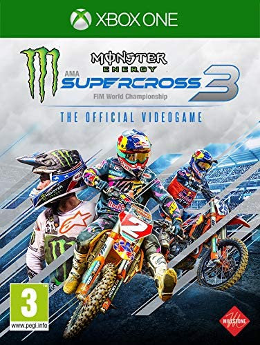 Monster Energy Supercross 3 | Xbox One