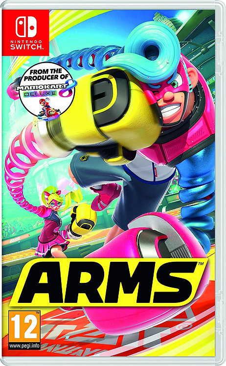 ARMS | Switch