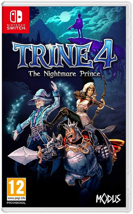 Trine 4: The Nightmare Prince | Switch