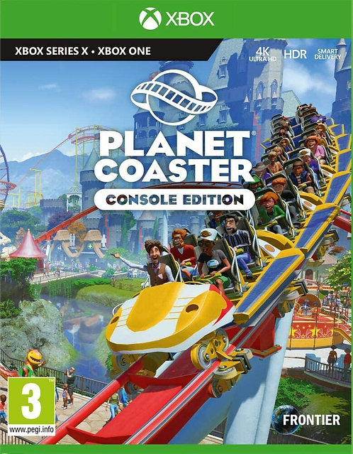 Planet Coaster: Console Edition | Xbox One