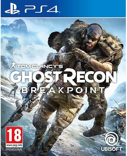 Ghost Recon Breakpoint | PS4
