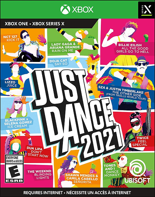 Just Dance 2021 | Xbox One