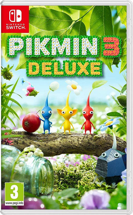 Pikmin 3 Deluxe | Switch