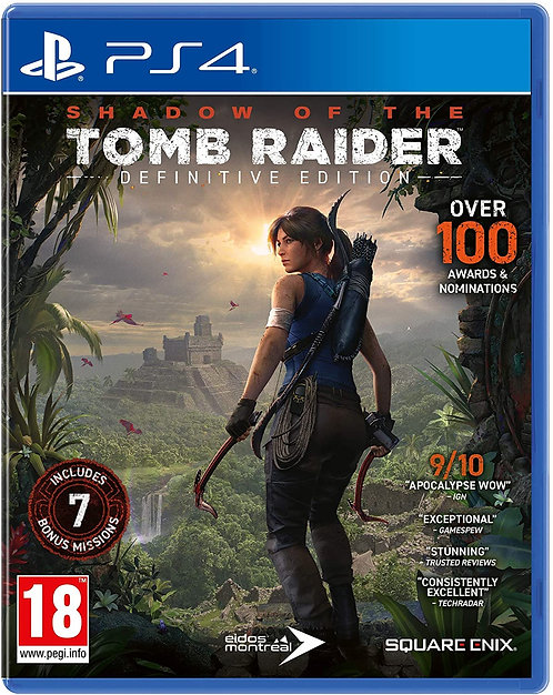 Shadow of the Tomb Raider - Definitive Edition | PS4