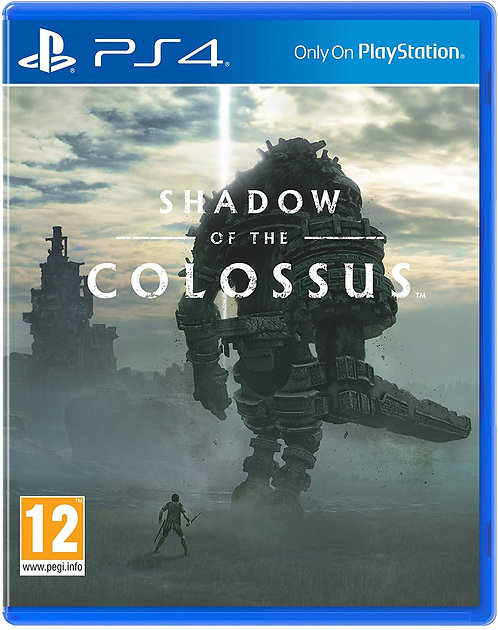 Shadow Of Colossus | PS4