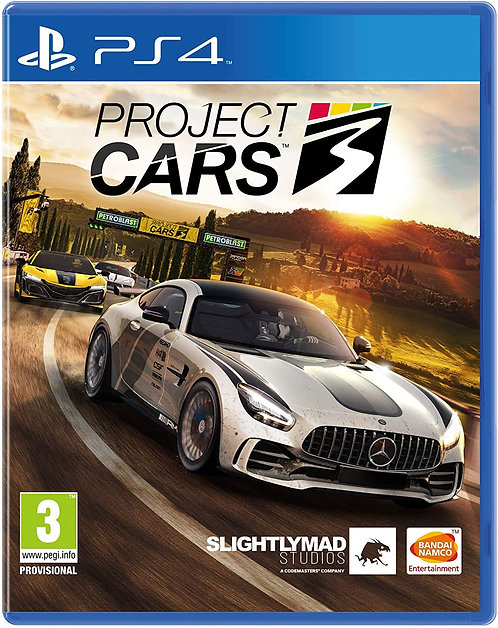 Project Cars 3 | PS4
