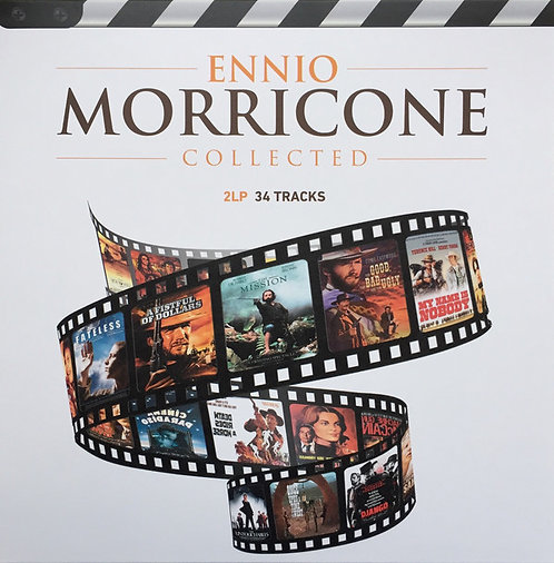 Ennio Morricone   Collected: Best Of   2LP