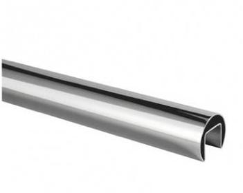 Tubo redondo encastrable 48,3 mm x 5 metros