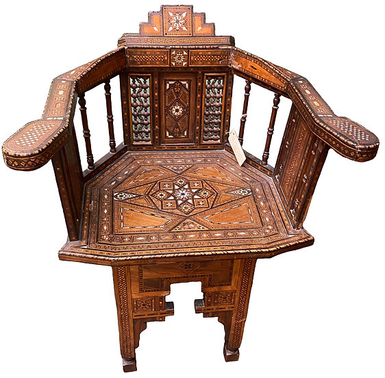 Moorish Chair