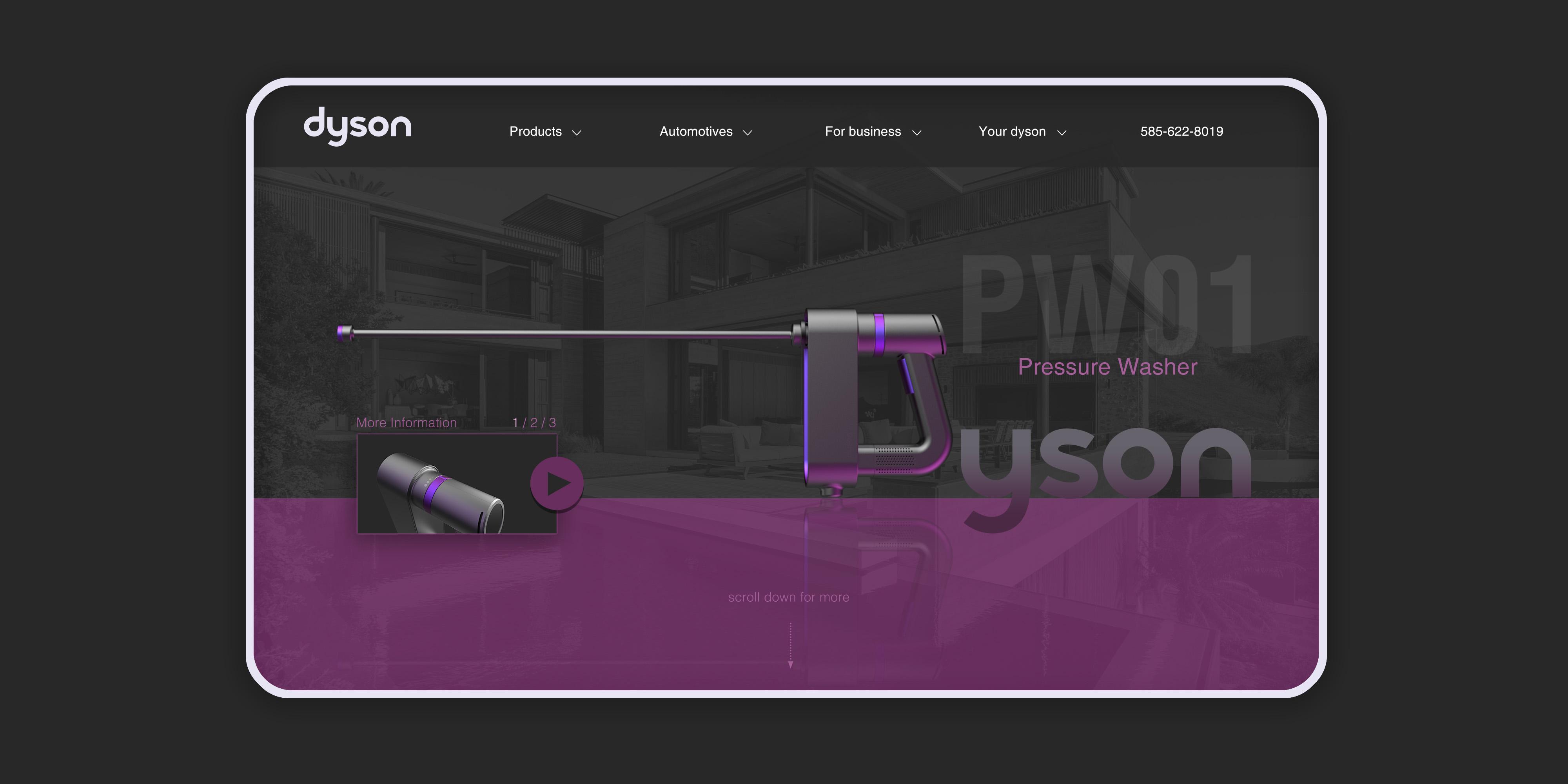 Dyson web