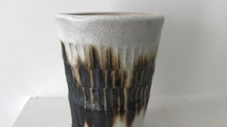 MC3 Stoneware Burnished Medium Cup