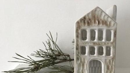 L1 Ceramic Cornish Mining House Lantern