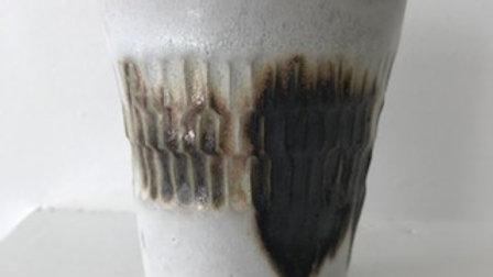 MC4 Stoneware Burnished Medium Cup