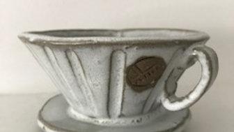 Mini Ceramic Coffee Filter - MADE TO ORDER