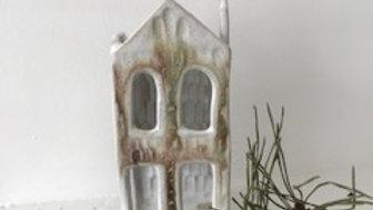 L5 Ceramic Cornish Mining House Lantern