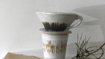 CF1 Ceramic Mini Coffee Filter