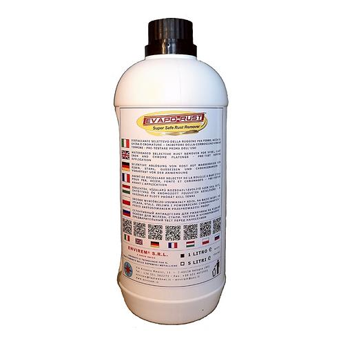 EVAPO-RUST ® - Distaccante selettivo della ruggine a base acqua