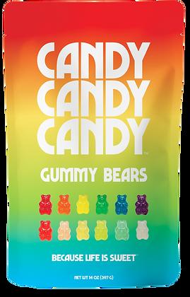 Gummy Bears, 14 Ounce