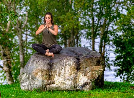 Audrey Dufour: de Récréologue à Prof de Yoga