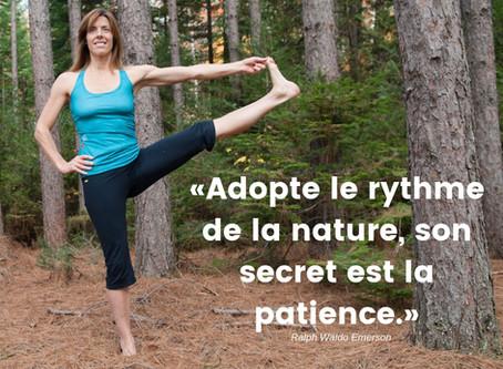 Yoga du Printemps, Detox et Ojas