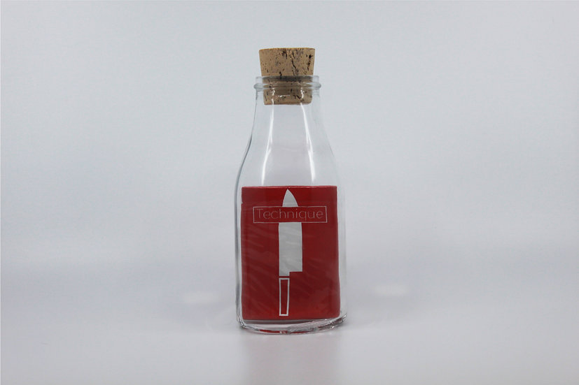 Impossible Bottle of Technique Signature Edition Playing Cards with Cellophane