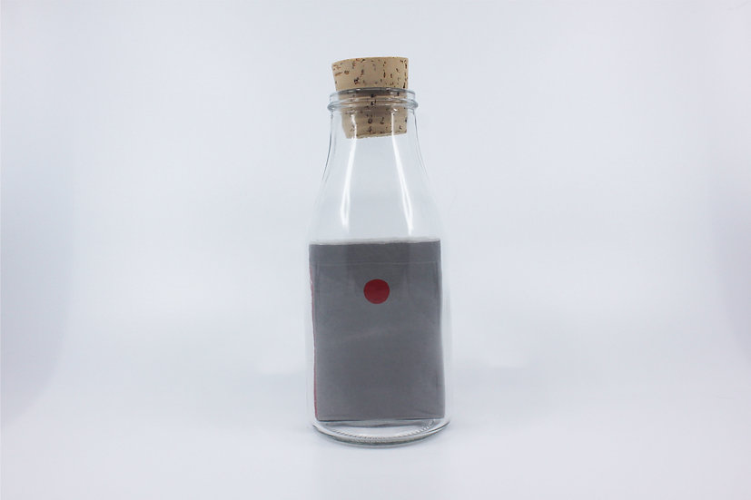 Impossible Bottle of Dot Playing Cards with Cellophane