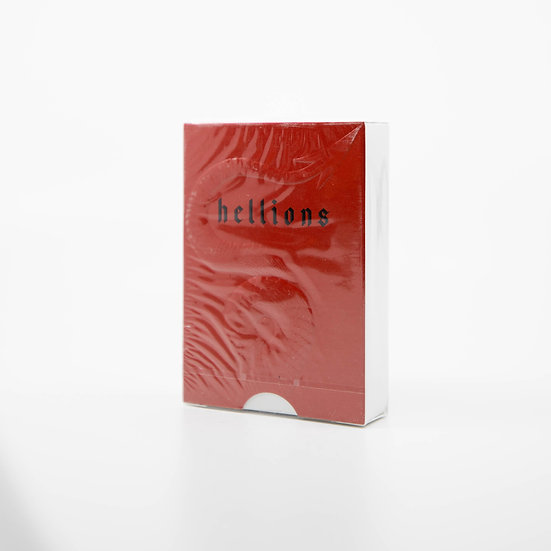 Hellions V1 Playing Cards